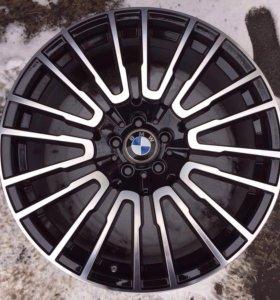 Новые диски R20 BMW 5 серии