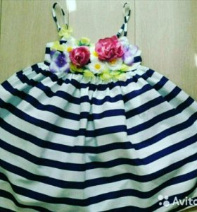 Новые сарафан и платье.