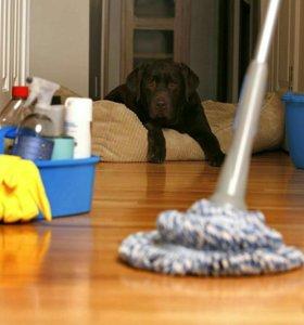 Предлагаю услуги по уборке квартир, домов