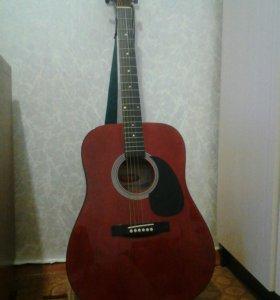 Гитара handmade western sw203tr
