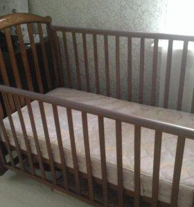 Детская кроватка Pali Deseree качалка