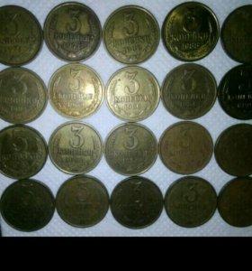 Монеты СССР(обмен)