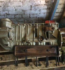 Блок цилиндров двигателя ЗМЗ 402