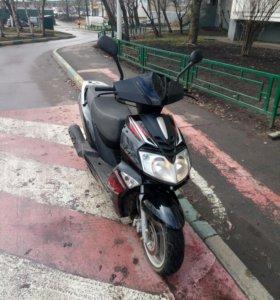 Скутер 150 куб