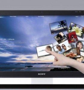 Моноблок Sony Vaio vpcl11m1r Full HD + тач