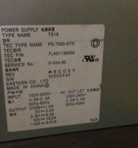 Блок питания TEC ps-7000-atx 7la01138000