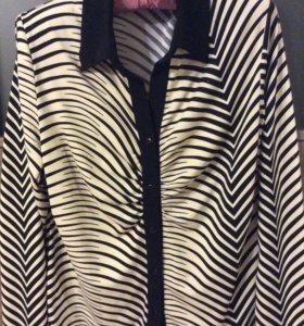 Блуза на 50 размер