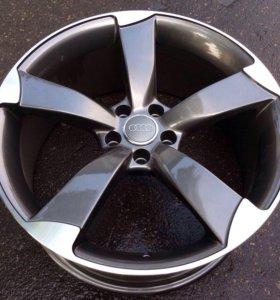 Новые диски R19 Audi A7 Ротор