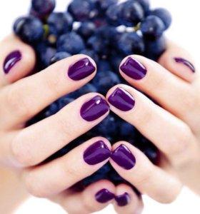 Гель-лак bluesky фиолетовый