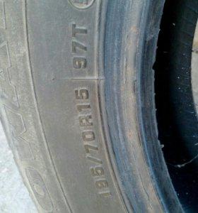 Пара колёс