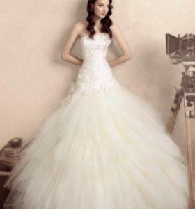 Свадебное платье Джина Papilio