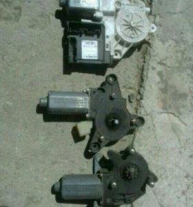 Мерседес Вито 638. 639. VW Tuareg