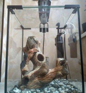 Аквариум Aquael shrimp set smart 30