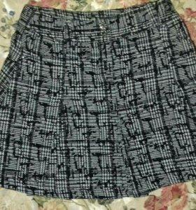 Тёплая юбка