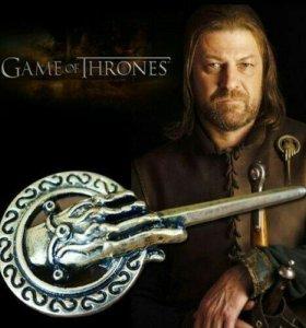 Брошь десницы короля«Игры престолов»
