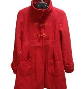 Новое пальто 42-44 (черное)