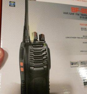Радиостанции 2 штуки (рации)