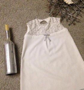 Продам платье новое для девочки 29-30 размера