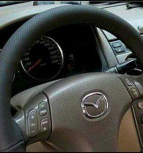Оплетка (чехол) на руль
