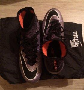 Mercurial Nike Бутсы