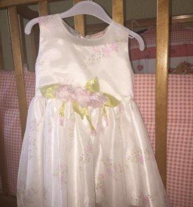 Детское праздничное платье 👗