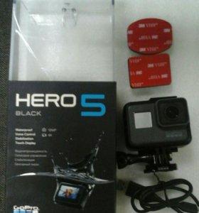 Go Pro Hero5 blak
