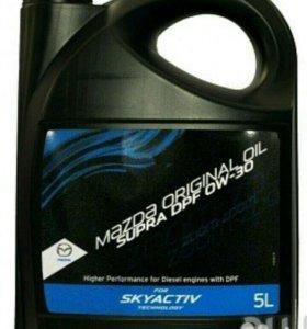 Mazda Original Oil Supra skyactiv 0W30 SN 5л синт