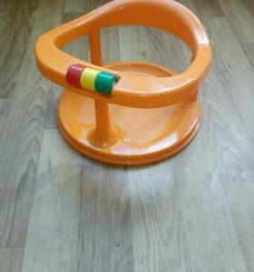 Стульчик на присосках для купания