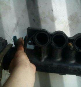 Дроссельная заслонка с двигателя QR20