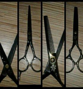 Профессиональные ножницы для стрижки волос
