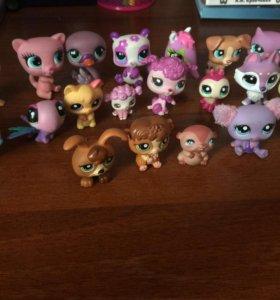 Игрушки Littlest Pet Shop