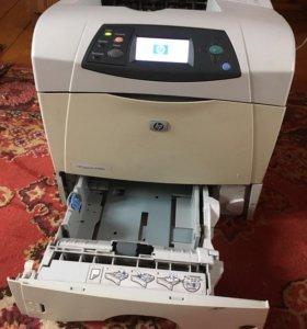 Принтер HP LaserJet4350n