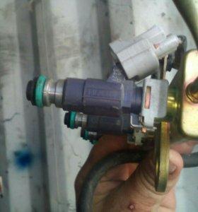 Форсунки на двигатель QR20
