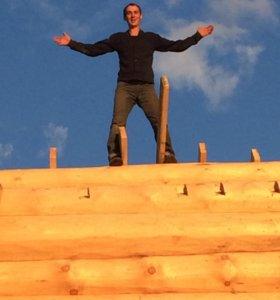 Строим дома из вологодского леса