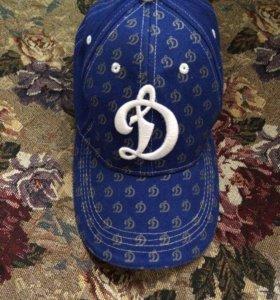 Набор динамо: кепка и шарф