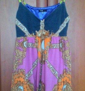 Платье-сарафан летнее