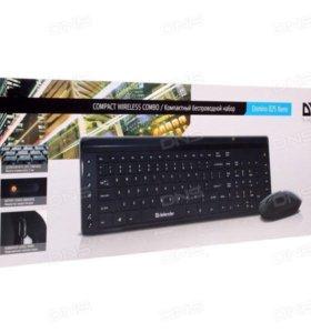 Набор Клавиатура+мышь беспроводная