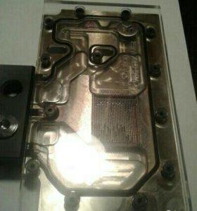 Водоблок ekwaterblocks EK-FC780 GTX WF3 - Nickel