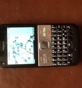 Смартфон NOKIA E 5