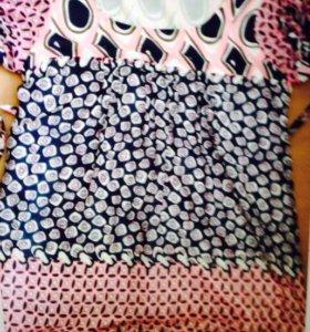 Платье новое для беременных р.46-48