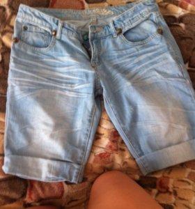 Шорты джинсовые р40-42