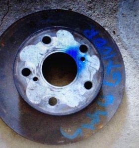 Тормозные диски тойота 5х114.3