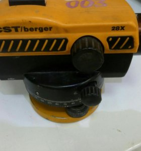 Нивелир cst/berger 28x m289983(кг01)