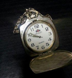 Часы карманные Orient