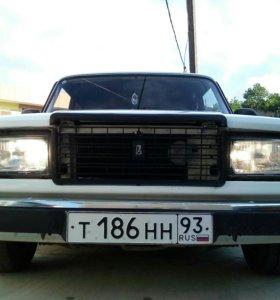 ВАЗ 2107 2007г.в.