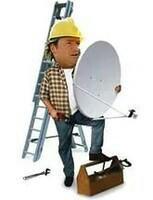 Настройка/установка спутникового телевидения