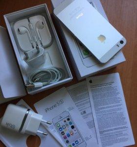 Оригинальный Iphone 5S 16Gb Ростест