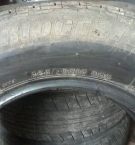 Шина Bridgestone 205/70/R15 1 шт.