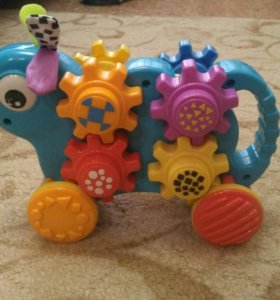 Передвижная гусеница Playskool