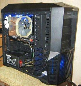 Ремонт и сборка компьютера